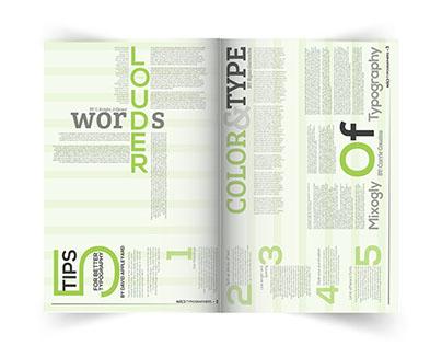 Mad Typographer Newspaper