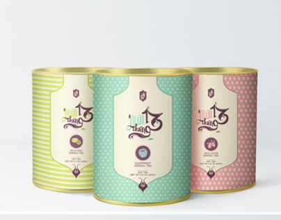 PALI TEA | PACKAGING