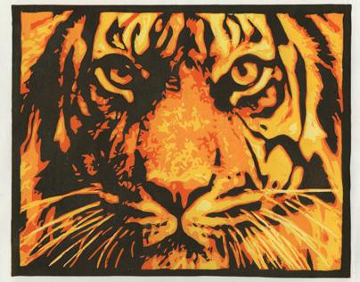 The Endangered Species Print Suite