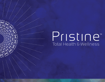 Pristine Total Health and Wellness Brand Elements