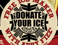 Donate your ice