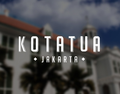 Branding Kota Tua