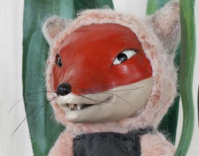 Fox, The Artist