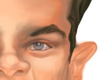 Photoshop Caricature