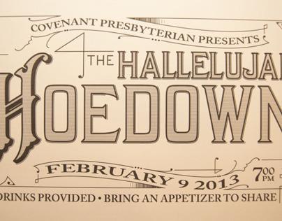 Hallelujah Hoedown