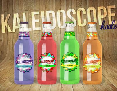 Kaleidoscope Koolers Alcohol Packaging