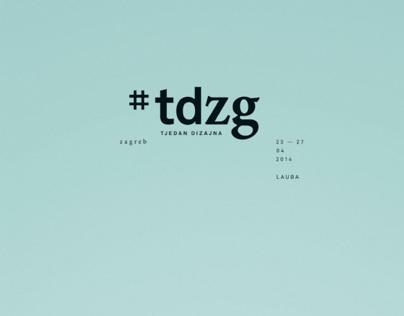Zagreb Design Week 2014 #tdzg