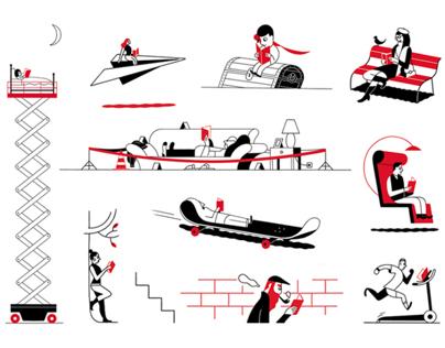 Miguel Porlan -American Illustration 33