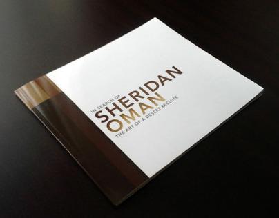 Sheridan Oman Exhibition Catalog