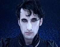 Black & Blue Portraits - Transformations