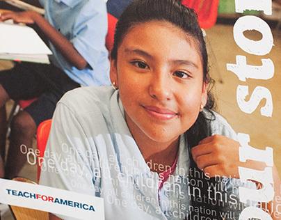 Teach For America Folder