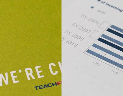Teach For America Annual Reports