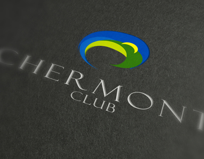 Chermont Club - Branding of tourism agency.