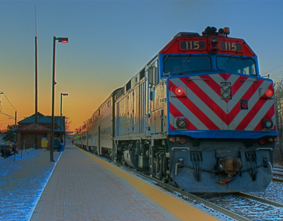 Metra Experience Modeling