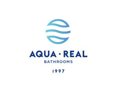 Aqua Real — Logo & Site