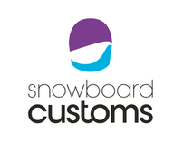 Identitat corporativa Snowboard Customs