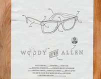 Woody Before Allen (titles and a poster)