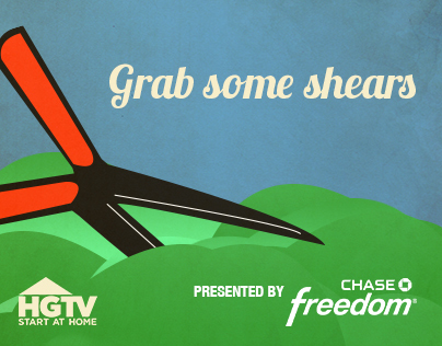 Chase Freedom: HGTV Facebook Posts