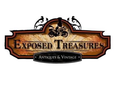 Exposed Treasures Logo