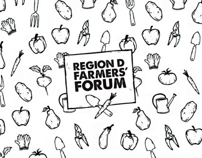 Branding the Region D Farmers Forum