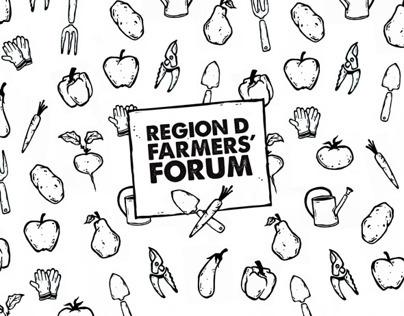 Branding the Region D Farmers Forum