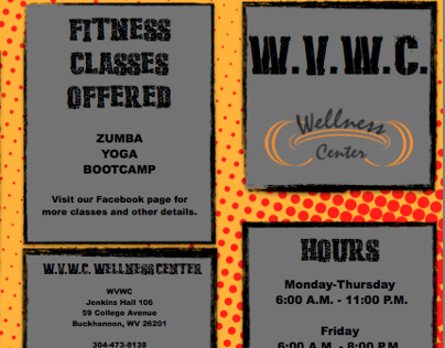 WVWC Pamphlet Redesign