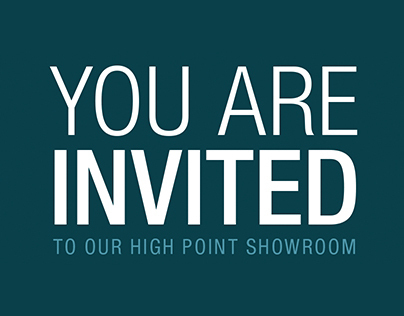 High Point Market Invite