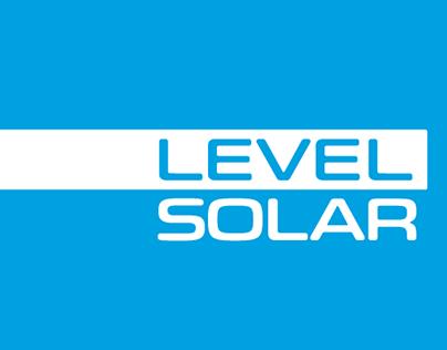 Level Solar Branding