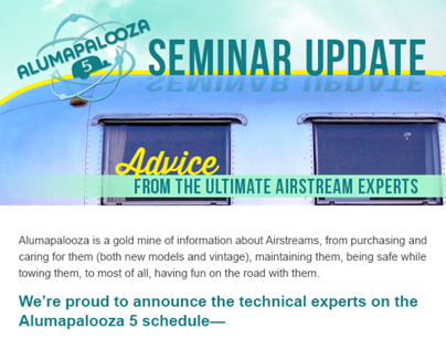 Alumapalooza Event Email - Seminars