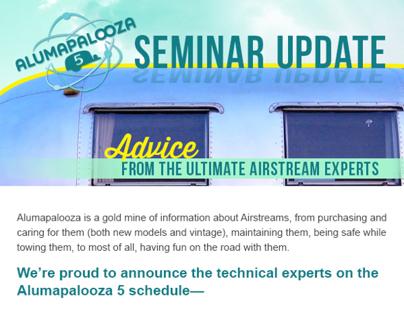Alumapalooza Event Email - Seminars