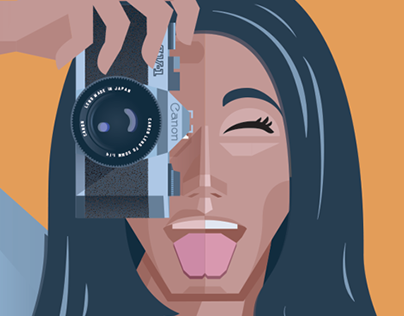 Photography & Vector Collaboration