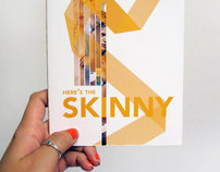 Heres the Skinny: Booklet