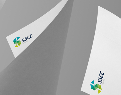 SSCC Logistics // Branding