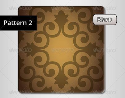 3 Moroccan Patterns Bundle 2