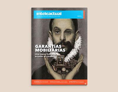 COVER - INTELEACTUAL MAGAZINE