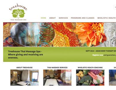Treehouse Thai Massage