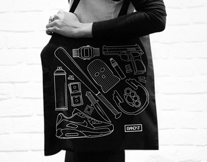 Bandit Wear All-You-Need Tote Bag