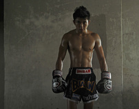 Muay Thai Practitioner