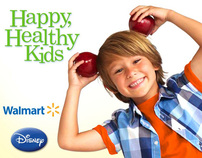 Disney Healthy, Happy Kids Food Packaging Proposal