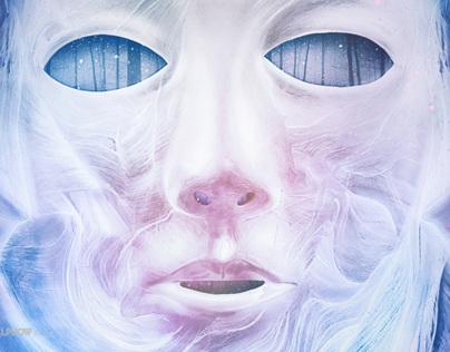 The Mask / Heavyweight Djs Tour Artwork