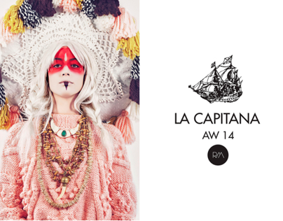 Ramona ☩ LA CAPITANA ☩ AW 14