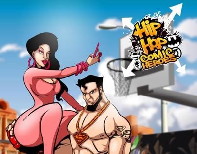 Hiphopcomic heroes! son of krypton