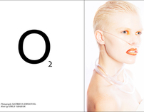 O2 (Oxygen) as published in Vestal magazine
