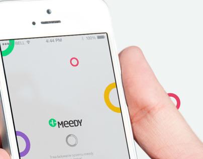 Meedy | Mobile app