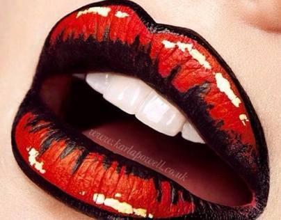 Lip Art Series 3