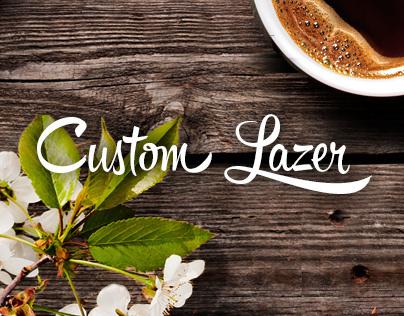 Custom Lazer   Laser Engraving