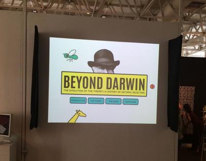 Thesis Show: Beyond Darwin