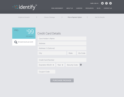Identifys Acquisition Site and Application