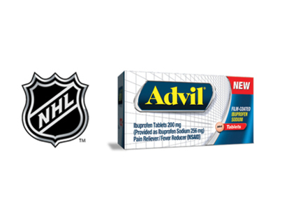 Advil & NHL