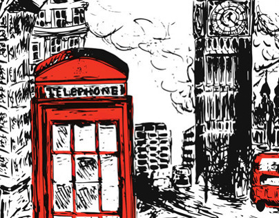 London Whimsy